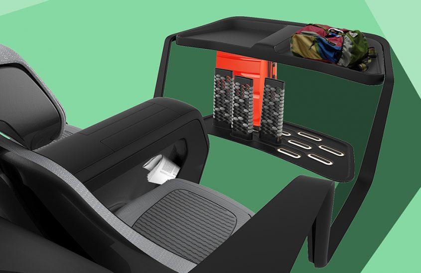 Car interior | Steffen Landwehr