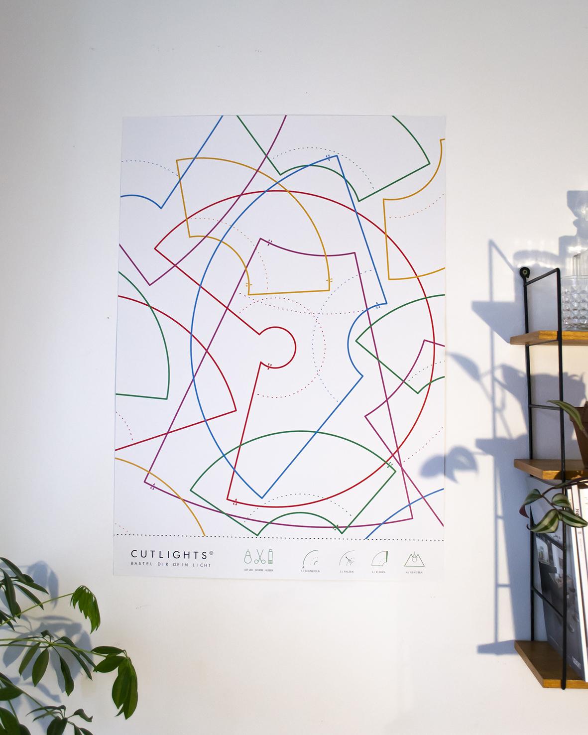 Cutlights Poster | Steffen Landwehr