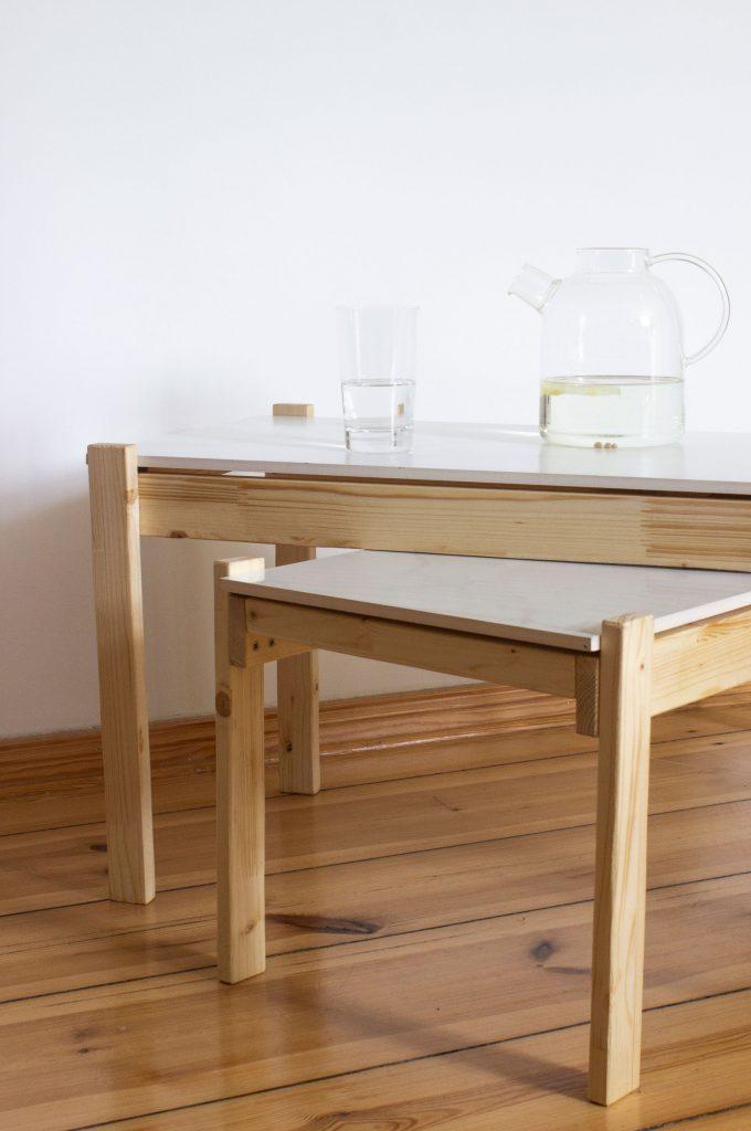 Kehl Table-Detail | Steffen Landwehr